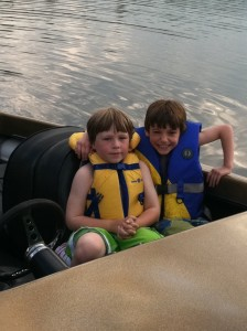 Eli and Tyler