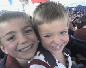 Alex and Eli
