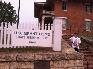 U.S. Grant home