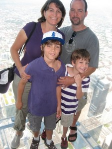 sears tower family
