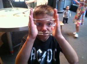 eli rving at the exploratorium