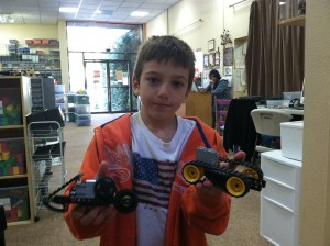 lego robotics while rving full time