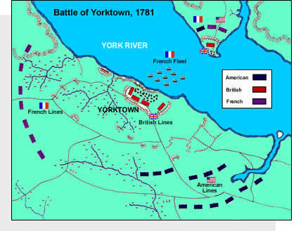 Yorktown Full Time Rving And The End Of The Revolution