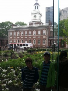 independence hall rving